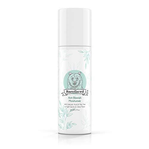 Akne Creme Behandlung Feuchtigkeitscreme mit Salicylsäure und Teebaumöl