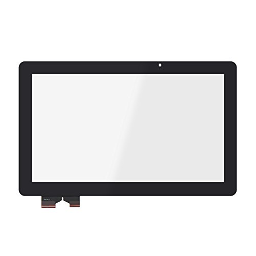 FTDLCD® 13,3 Zoll Touchscreen Touchpanel Digitizer Glas Scheibe Panel für Asus Transformer Book T300L T300LA Touch Screen Digitizer Lens