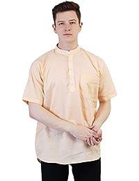 Kaddy Men's Cotton Regular Kurta