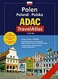 ADAC TravelAtlas Polen/Poland/Polska: 1:300000