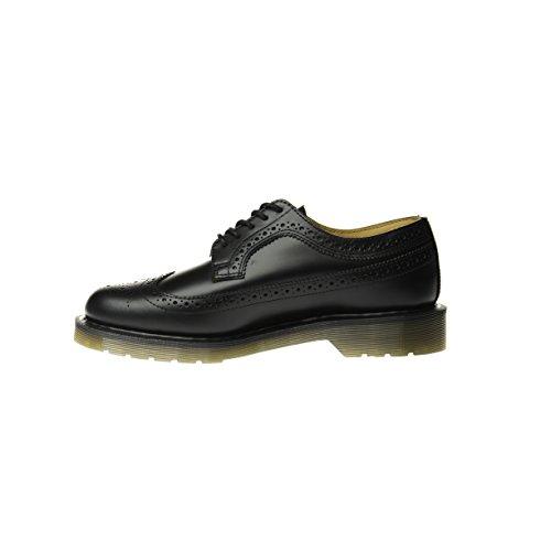 Dr. Martens 3989, Scarpe Stringate Basse Brogue Unisex – Adulto Black