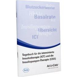 Preisvergleich Produktbild diabetiker tagebuch ict 1 St