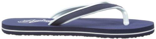 Animal Swish Slim, Sandales Plateforme femme Bleu Marine