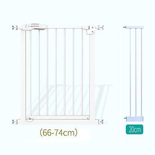 CCJW Baby Pet Sicherheit Treppen Treppenschutz Zaun, Treppenschutz Torverlängerung Für Kinder, Höhe 76cm (Size : 86-94cm)