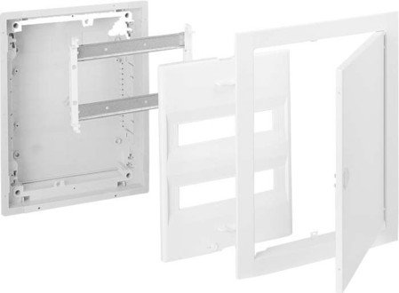 Abb Technik (abb-entrelec UK500-Schrank Einbau UK524N324Module Tür Metall/A)
