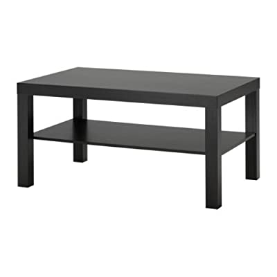 Black/Brown Coffee Table