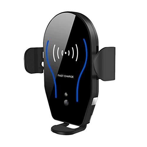 fürs Auto 10W Fast Charging Ladestation Auto Halterung Ultra stabil Lüftung KFZ Halterug Kompatibel für Samsung S10e/ S10/S10+ ()