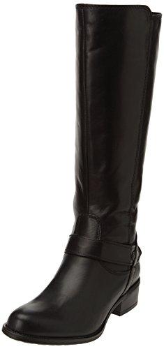 Tamaris Damen 25571 Kurzschaft Stiefel, Schwarz (Black 001), 40 EU