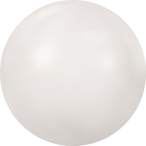 4 Ss Crystal (Swarovski Kristalle 1086249 Strasssteine Hotfix 2080/4 SS 16 Crystal White HF, 1440 Stück)
