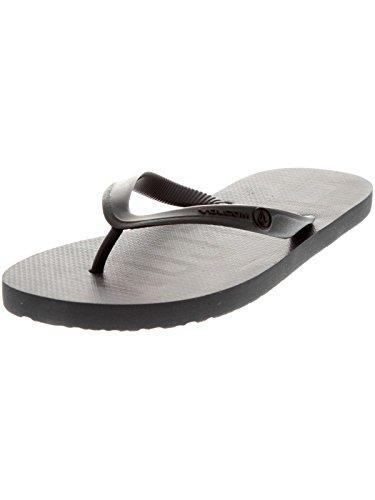 Rocker Sandale gunmetal grey Grau