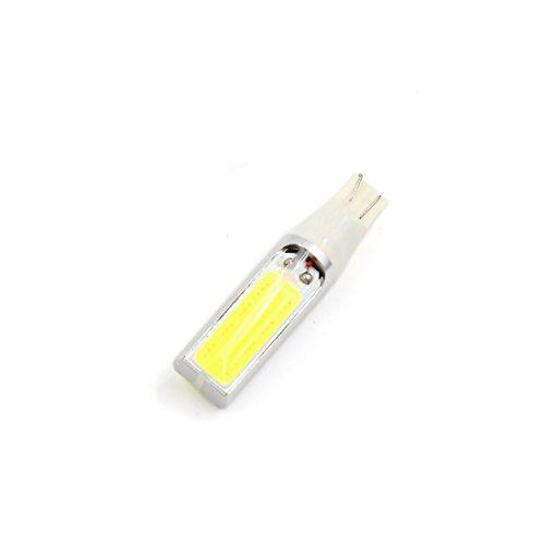 sourcingmap Blanc T15 Voiture S/N Signal marche arrière FREIN LED Ampoule Brouillard Tour