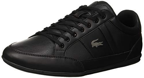 Lacoste Herren Chaymon Bl 1 CMA Sneaker Schwarz Blk 02h, 46 EU