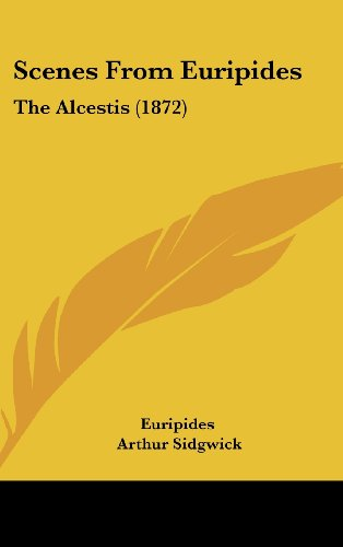 Scenes From Euripides: The Alcestis (1872)