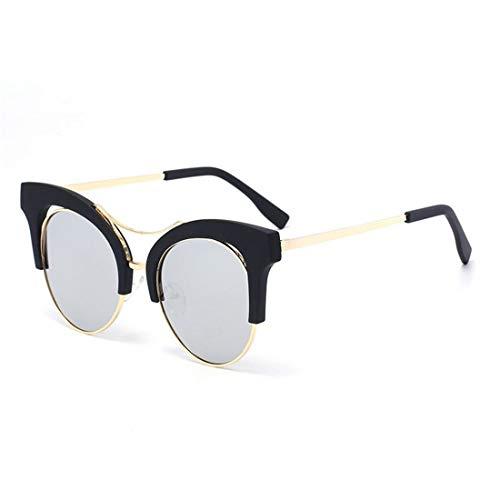 ZXL Die Sonnenbrille Metall Sonnenbrille Kunststoff farbigen Film,