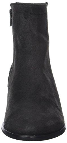 Gabor Ladies Comfort Sport Boots Grigio (dark-greyldf / Anello)