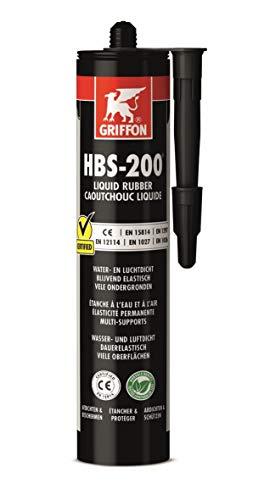 GRIFFON HBS-200® LIQUID RUBBER, KARTUSCHE 310g - Keramische Fliesen Pool
