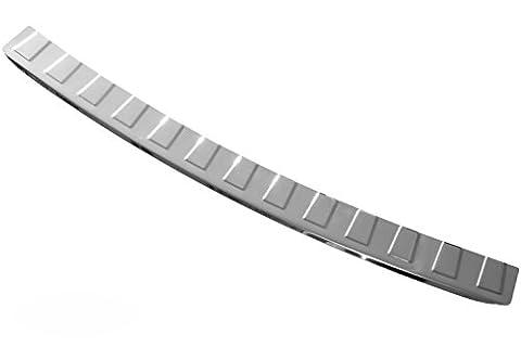 Mazda CX-7 Chrom Ladekantenschutz Edelstahl Abkantung Stoßstange