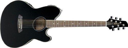 Ibanez TCY10E-BK Akustik Elektro Gitarre (Akustik-elektro Gitarre Ibanez)