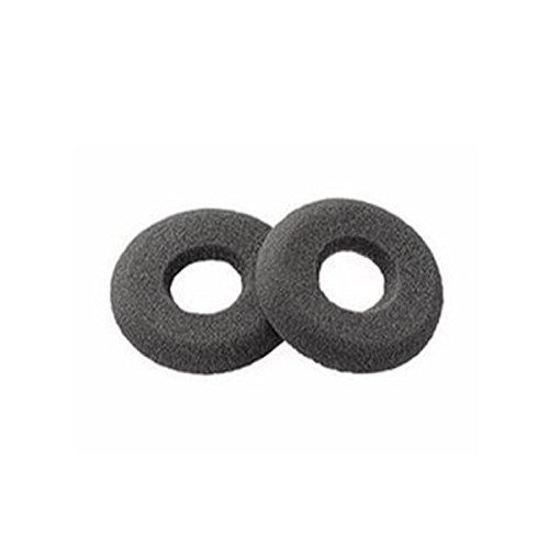 Plantronics 40709-01 - PLX EAR CUSHION SUPRA (DONUT) 2PK Plantronics Ear Cushion