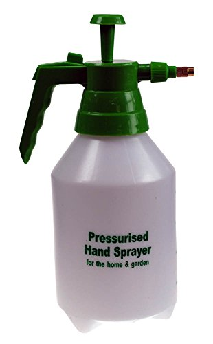 Garden - 1.5L Pressurised Hand Sprayer