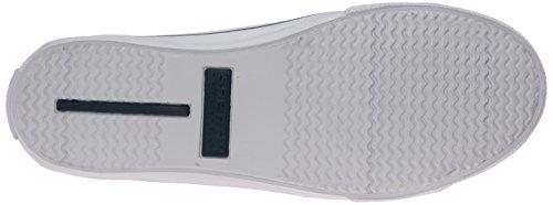 Sperry Seacoast cuir Filles Chaussures bateau Blanc