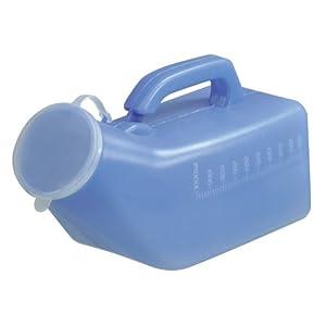 Aidapt VR270D Urinal für Männer, blau