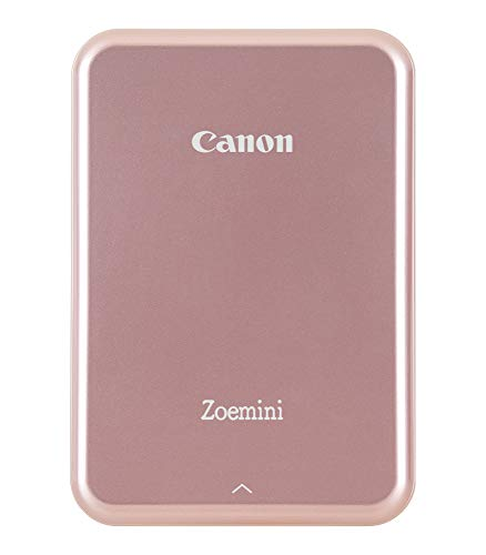 Canon Zoemini Photo Printer - Rose Gold Best Price and Cheapest