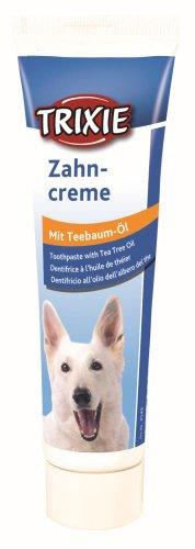 Trixie Zahncreme mit Teebaumöl, Hund, 100 g