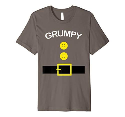 Funny Grumpy Weihnachten Gruppe Kostüm T Shirt Geschenk -