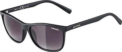 ALPINA Erwachsene Jaida Sonnenbrille, Black matt, One Size