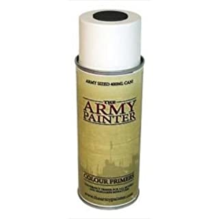 Army Painter - Base Primer - Matt Black Spray