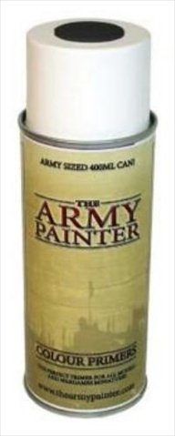 Army Painter - Base Primer - Matt Black Spray