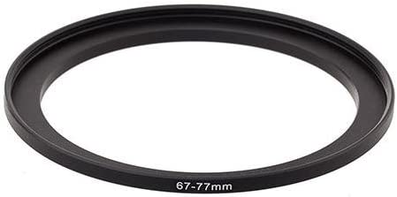 Bower Step-Up Adapter Ring 67mm Lens to 77mm Filter Size