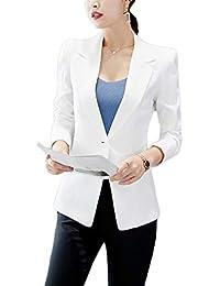 Amazon.es  Trajes y blazers - Mujer  Ropa  Chaquetas de traje y ... b841a1b5e7d1