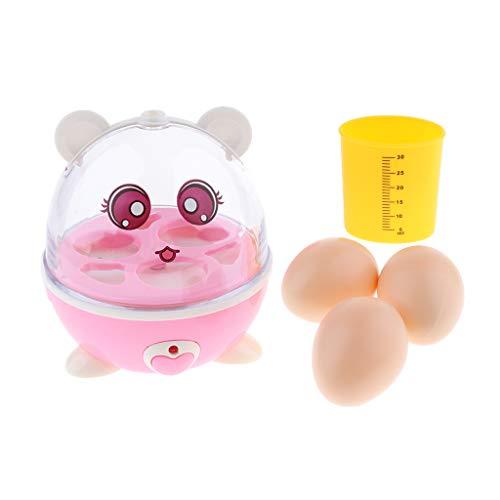 F Fityle Kinder Küchengeräte Elektrischer Eierkocher für Spielküche Rollenspiel