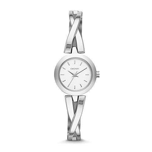 DKNY (DNKY5) Women's Quartz Watch with Silver Dial Analogue Display and Silver Stainless Steel Bracelet NY2169 Best Price and Cheapest