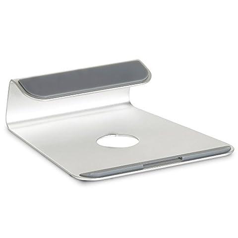 VonHaus Laptop Stand for Desk, Bed or Lap | Ergonomic, Portable & Lightweight | Fits most Laptops, MacBooks, Notebooks &