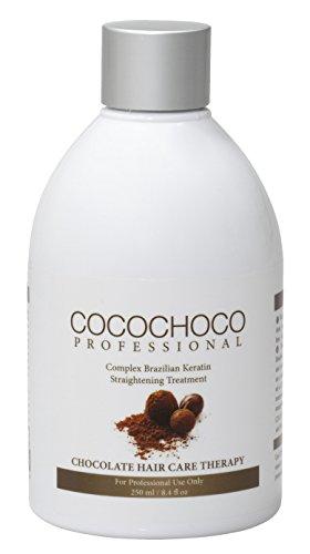 COCOCHOCO Professional brasilianisches Keratin Formaldehyd frei Hair Treatment, 250ml