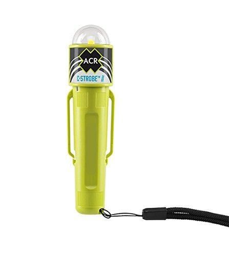 2017 ACR C Strobe Personal Distress Strobe Light Yellow SLIF2225 Test