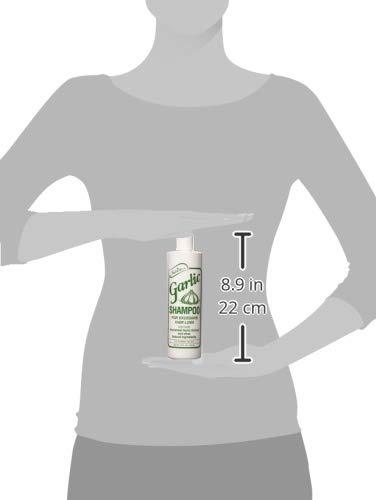 Nutrine Knoblauch Shampoo 473 ml geruchsneutral - 3