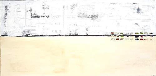 50x100cm Malerei Acryl auf Leinwand moderne abstrakte Kunst modernes Design Malerei moderne Acrylbilder auf Leinwand Acrylmalerei Gemälde Unikat abstrakt handgemalt Home Styling -