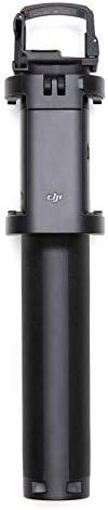 وحدة لاسلكية أصلية مع ملحقات كعجلة تحكم، وكاميرا وحزام لمعصم اليد ومحول للهواتف الذكية، متوافقة مع ملحقات دي ج