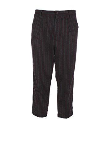 Pantalone Uomo Berna 50 Bordeaux 00062490 Autunno Inverno 2015/16
