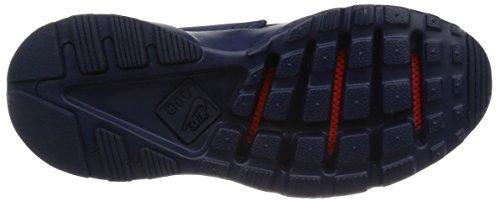 Nike Air Huarache Run Ultra Br, Scarpe da Corsa Uomo Blu (Azul (Midnight Navy / Midnight Navy))