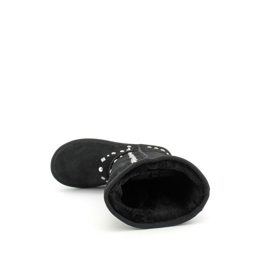 Style & Co Bolted Femmes Daim Botte d'hiver Black