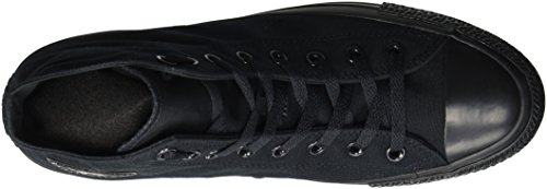 Converse Chuck Taylor All Star Core Hi, Baskets mode mixte enfant Noir