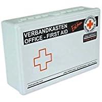 DRK-Betriebsverbandkasten 82108 Office weiß DIN 13157 + Adapterstecker 1508030 preisvergleich bei billige-tabletten.eu