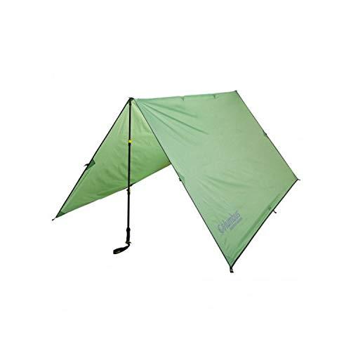 Columbus Tente de Montagne, Alpinisme et randonnée Unisexe pour Adulte Vert Taille Unique