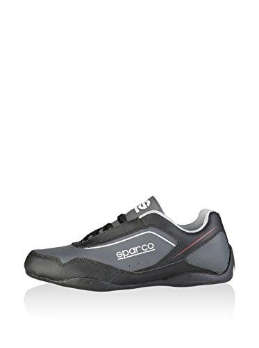Sparco Jerez, Sneaker Uomo Nero