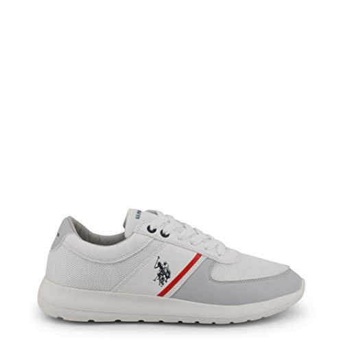 U.S. Polo - FAREL4027S9_MY1 Men's Sneakers White / 42